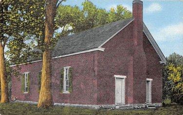 Nashville, Tenn Hermitage Church Postcard (B450) Tennessee