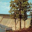 Bull Shoals Dam, White River Arkansas Postcard (B461)