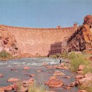 Roosevelt Dam, Salt River in Arizonia Postcard (B464)