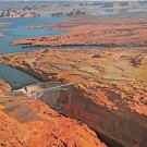 Glen Canyon Dam, near Page Arizonia Postcard (B465)