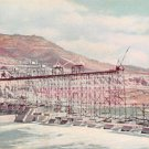 Grand Coulee Dam - Union Oil Co. Postcard (B477)
