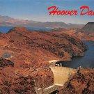 Hoover Dam - Neveda - Arizona Postcard (B482)
