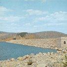 Quabbin Reservoir, Mass Windsor Dam Postcard (B486)