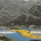 Bonneville Dam - On The Columbia River Postcard (B492)