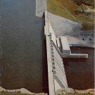 Table Rock Dam - Postcard (B502)