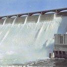 Grand Coulee Dam Spillway Postcard (B515)