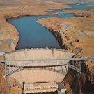 Glen Canyon Dam, Paige Arizona Postcard 1975 (B518)