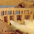 Parker Dam, Colorado River Postcard (B519)