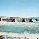 Lewiston Dam Clearwater River Postcard (B527)