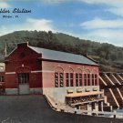 Wilder Station Dam - Wilder Vermont Postcard (B526)