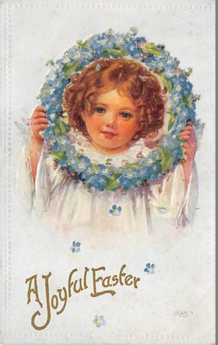 A Joyful Easter - Embossed (B549)