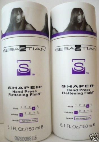 2 SEBASTIAN SHAPER HAND PRESS FLATTENING FLUID 5.1 OZ