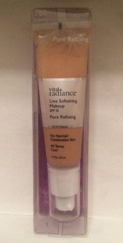 Vital Radiance Line Softening Pore Refining Makeup Foundation 260 Tawny Cool