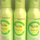 6 Matrix Curl life Defining System 2 Conditioner 4.2 oz Each (25.2 oz ) Total