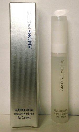 Amore Pacific Moisture Bound INTENSIVE VITALIZING EYE COMPLEX  0.1 oz 3ml