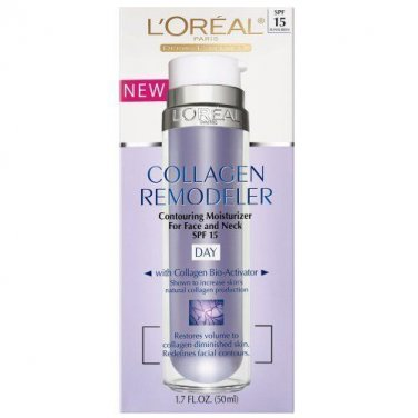 L'Oreal-Collagen Remodeler Contouring Moisturizer Day Cream 1.7 oz