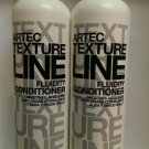 2 L'Oreal Artec Texture Line Fluidity Conditioner 8.4 fl.oz Each