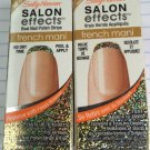 2 Sally Hansen Salon Effect French Mani 003 gold cabaret.