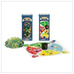 MARBLES AND TIDDLEY WINKS TWIN PACK  Retail : $9.95