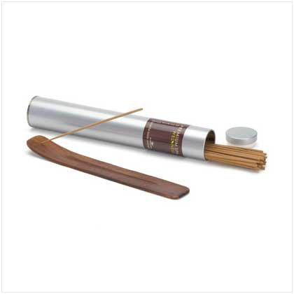 """SPA """"""""RELAX"""""""" INCENSE TUBE  Retail: $7.95"""
