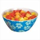 BLUE HAWAIIAN SERVING BOWL  Retail: $9.95