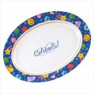CELEBRATE! OVAL SERVING PLATTER  Retail: $17.95