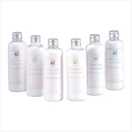 FRAGRANT BODY LOTIONS  6 PACK