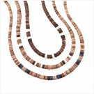 COCONUT BEAD NECKLACES   12 PACK