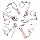 MINI-TOOL KEY CHAINS  12 PACK