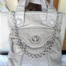 NWT Marc by Marc Jacobs Turnlock Flat Shopper Handbag