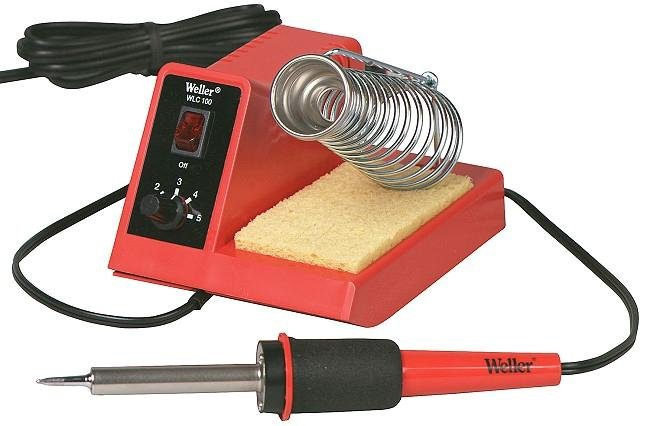 Weller WLC100 Soldering Station Iron 40W 40-Watt NEW