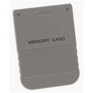 **NEW** 1 MB MEMORY CARD for PLAYSTATION PS1