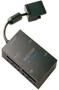 Genuine Sony PS2 Multitap 4 Player NEW!