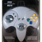 GREY TURBO SLOW N64 CONTROLLER FOR NINTENDO 64 NEW