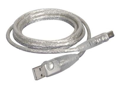 6 Foot USB 2.0 Hi-Speed Device Cable A to B Male 6ft AB