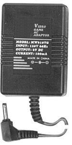 NEW NINTENDO POWER SUPPLY and AV CABLE