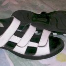 Womens Wolky White Sandals Sz 41 Eur - 9 USA