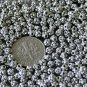 110pcs Antique Silver Plated Bali Spacer Beads Finding a214