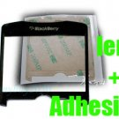Blackberry Curve 8300 8310 8320 LCD Screen Lens Glass
