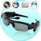 Espionage - Spy Camera Sunglasses (4GB, DVR, Bluetooth, MP3)