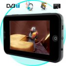 4.3 Inch Widescreen Portable Media Player (DVB-T MP3 MP4 FM)