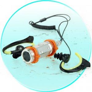 Atlantis 4GB Deluxe Waterproof MP3 Player