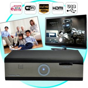 Youtube Ready 1080P Full HD Media Player