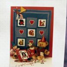 Needlepoint Punch Embroidery Instrctions & Transfers