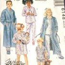 Pajamas Robe Pattern M 6148 - FREE SHIPPING
