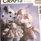 Fat Cats by Faye Wine M 4788 - FREE SHIPPING