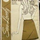 Stabilized Half Slip Pattern by Laverne Devereaux - FREE SHIPPING