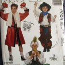 McCalls MP204 Boys Costumes Patterns - FREE SHIPPING