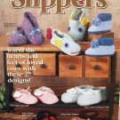 Big Book of Slippers   Crochet Patterns  FREE SHIPPING