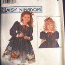 Daisy Kingdom Dress With Doll Dress Pattern S 5929 - FREE SHIPPING
